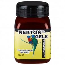 Nekton Gelb 35 gr - Colorant Intensifieur de Jaune et de Brillance du Plumage