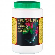 Nekton Nektar Plus 600 gr - Aliment Complet pour Colibris, Nectarivores et Loriquets