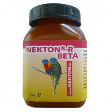 Nekton R-BETA 150 gr - Colorant Intensifieur de Rouge et d'Orange du Plumage