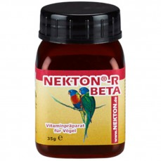 Nekton R-BETA 35 gr - Intensifieur de Rouge et d'Orange du Plumage