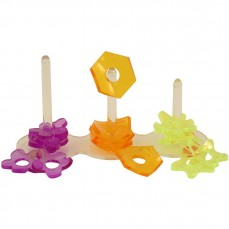 Teacher Toy Flower - Jouet Educatif pour perroquet