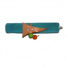 Sandy Perch Large Plus - Perchoir Thérapeutique pour limer les Griffes des Perroquets