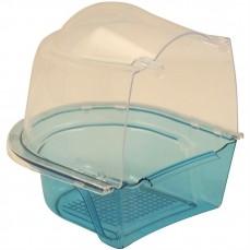 Baignoire Splash en Plastique perruches et Exotiques