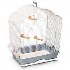 Savic - Cage oiseaux - Isabelle 40 Argent