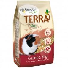 Vadigran - Mélange Complet au Foin de Luzerne Terra Cobayes et Cochons d'Indes - 2,25 kg