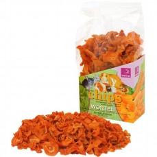 Chips de Carottes Séchées - 130 gr