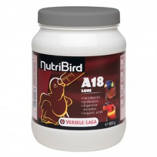 Offre Spéciale DLC - Nutribird A18 - Pâtée Élevage pour Loris et Loriquets - 800 gr