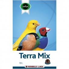 Orlux Terra Mix - Tourbe à Picorer pour Tous oiseaux - 4 kg