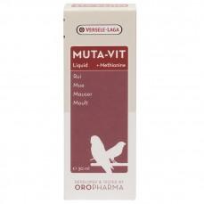 Oropharma - Muta-Vit Vitamines Liquides Spécial Mue - 30 ml