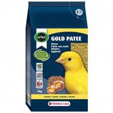 Orlux Gold Pâtée Grasse Jaune pour Canaris - 1 kg