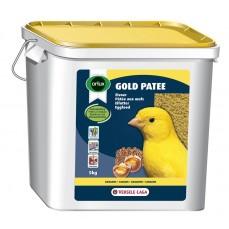 Orlux Gold Pâtée Grasse Jaune pour Canaris - 5 kg