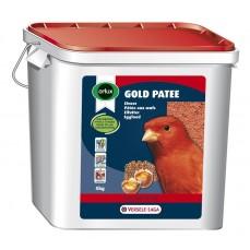 Orlux Gold Pâtée Grasse Rouge pour Canaris - 5 kg