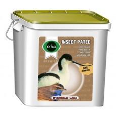 Orlux Insect Pâtée Premium - Pâtée Grasse pour Insectivores - 2 kg