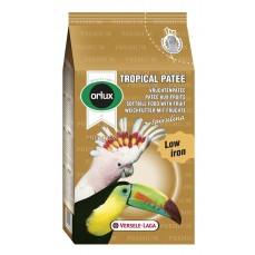 Offre Spéciale DLC - Orlux Tropical Pâtée Premium - Pâtée Grasse aux Fruits Secs - 1 kg