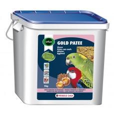 Orlux Gold Pâtée Grasse Grandes Perruches et Perroquets - 5 kg