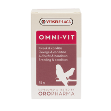 Oropharma - Omni-Vit Tonifiant Vitaminé en Poudre - 25 gr