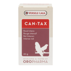 Oropharma - Can-Tax 20 gr - Colorant Alimentaire Rouge Canthaxantine en Poudre pour Canaris