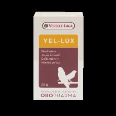 Oropharma - Yel-Lux 20 gr - Colorant Alimentaire Jaune en Poudre pour Canaris
