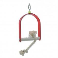 Balançoire Manucure Argo Swing Small - Jouet perruches