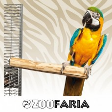 Perchoir en Bois de Java - Large - Longueur 30 à 35 cm / diamètre 5 cm