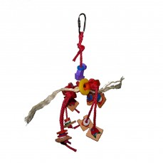 Zoo-Max - Tiny Top - Jouet Oiseaux