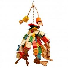 Zoo-Max - Groovy Gizmo - Jouet perroquet