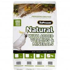 Extrudés ZuPreem Natural Grands Perroquets - 9,07 kg