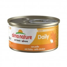 Almo Nature - Daily Mousse au Poulet pour Chat - 85 gr