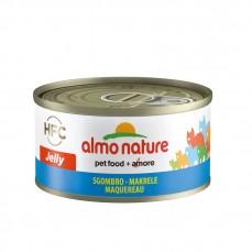 Almo Nature - Pâtée HFC Jelly au Maquereau pour Chat - 70 gr