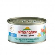 Almo Nature - Pâtée HFC Light au Poulet et Quinoa pour Chat - 70 gr