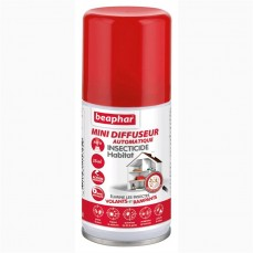 Beaphar - Diffuseur Insecticide Automatique - 200 ml - 65 m2