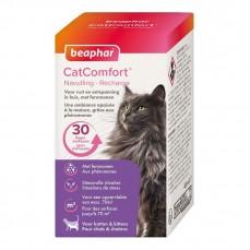 Beaphar - Recharge pour diffuseurs Apaisant Cat Comfort - Chat et Chaton - 30 jours/48ml