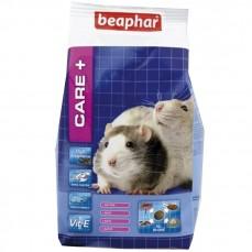 Beaphar - Granulés Care+ pour Rats - 250 gr