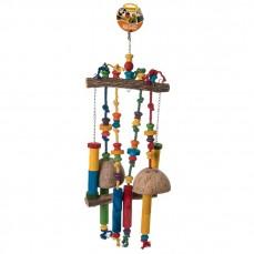 Swingy - Jouet Mobile Pour Perroquet