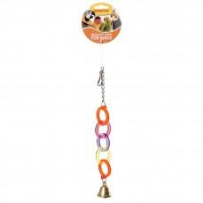 Chaine d'Acrylique Small - Jouet Perruche