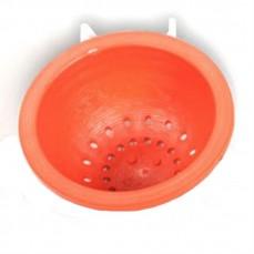 Nid en Plastique avec Crochets Plastiques - Ø 11.5 cm