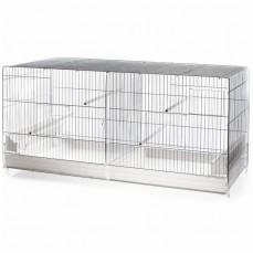 Cage Cova 90 avec Bacs en Plastique