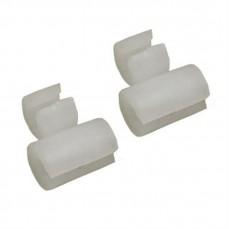 Clips Plastique pour Clapet en Plastique de Cage Cova