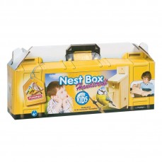 The Nest Box - Kit de Construction pour Enfants - Nichoir à Oiseaux
