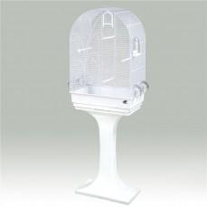 FOP - Cage Oiseaux sur Pied - Evita Blanche