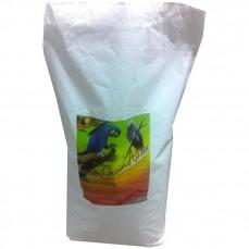 Extrudés Grain'ailes pour Perroquets avec Fruits Secs - 20 kg