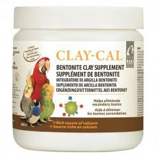 Clay-Cal- Supplément d'Argile Enrichi au Charbon - 500 gr