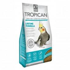 Offre Spéciale DLUO - Tropican Lifetime Formula 1,8 kg - Granulés 2mm pour Grandes Perruches