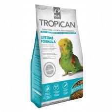 Offre Spéciale DLUO - Tropican - Tropican Lifetime Formula 4mm - 1,8 kg - Granulés pour Perroquet