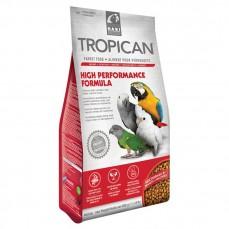 Hagen - Granulés Tropican 4 mm Haute Performance 820 gr pour Perroquet
