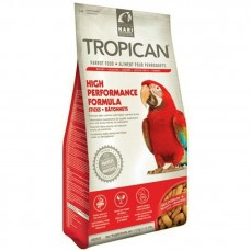 Offre Spéciale DLC - Hagen - Bâtonnets Tropican Haute Performance pour Perroquets - 1,5 kg