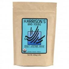 Harrison's - Adult Lifetime Mash 454 gr - Formule Nutritive Bio pour Oiseaux