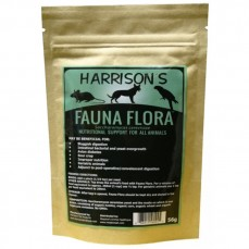 Offre Spéciale DLUO - Harrison's Fauna Flora - Préparation d'Enzymes et de Probiotiques pour oiseaux