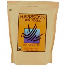 Harrison's - High Potency Fine 2,27 kg - Granulés Compressés Bio pour Perruches et Grandes Perruches