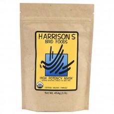 Harrison's - High Potency Mash 454 gr - Formule Ultra Nutritive Bio pour Oiseaux